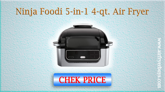 Ninja Foodi 5-in-1 4-qt. Air Fryer (Ninja foodi reviews 2020)